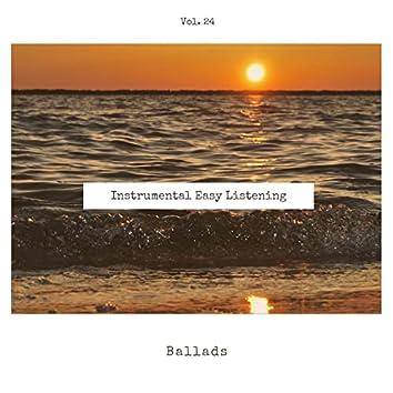 Instrumental Easy Listening Ballads, Vol. 24