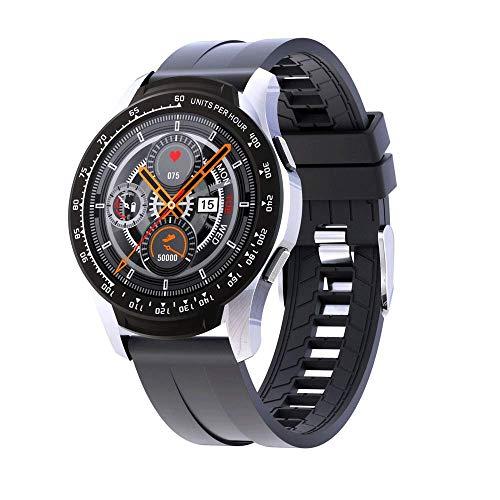 AZPINGPAN Reloj Inteligente, para Hombre Deportivo táctil Completo Deportivo IP68 Impermeable Pulsera Inteligente, monitorización del sueño Reloj Inteligente, Contador de Pasos de 1.28 Pulgadas