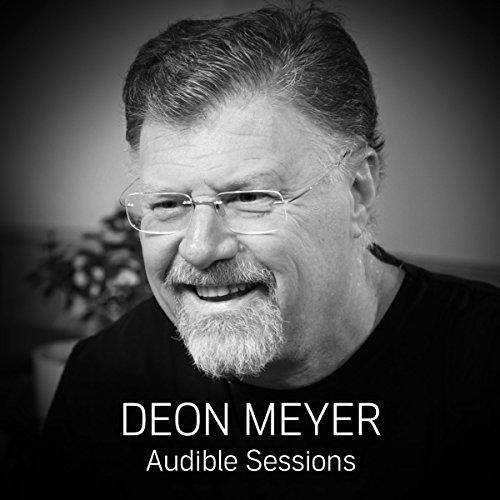 Deon Meyer audiobook cover art