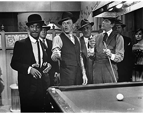 Globe Photos ArtPrints Fotodruck Frank Sinatra Billard Randabfallender Druck 14