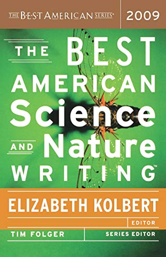 The Best American Science and Nature Writing 2009 (The Best American Series ®)