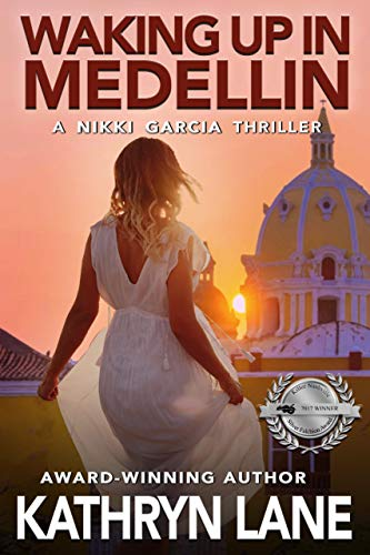 Waking Up In Medellin by Kathryn Lane ebook deal