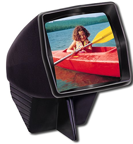 Buy Bargain Pana-Vue 1 Lighted 2x2 Slide Film Viewer for 35mm,black