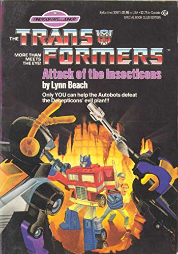 Title: The Transformers Attack of the Insecticons Find Yo