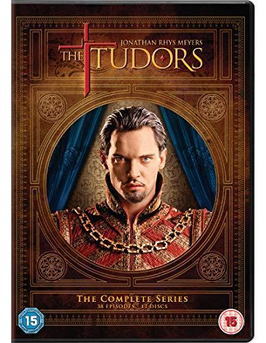 The Tudors - Season 1 / Tudors - Season 2 / Tudors - Season 3 / Tudors - Season 4 - Set [12 DVDs] [UK Import]