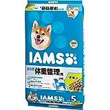 アイムス (IAMS) ドッグフード 成犬用 体重管理用 小粒 チキン 5kg