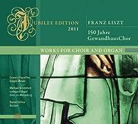 Works for Choir & Organ by Gewandhaus Chor (2012-02-14)