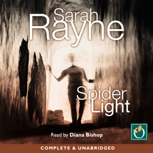 Spider Light audiobook cover art