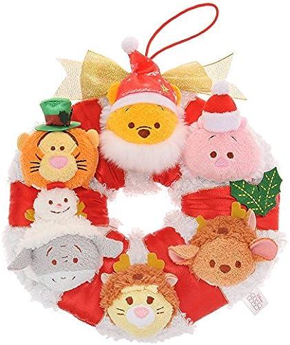 Disney Store stuffed Pooh & Friends lease TSUM TSUM Japan Import
