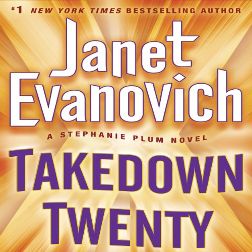 Takedown Twenty Audiobook By Janet Evanovich cover art