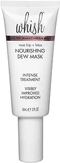 Whish Beauty Rosehip + Lotus Nourishing Dew Mask
