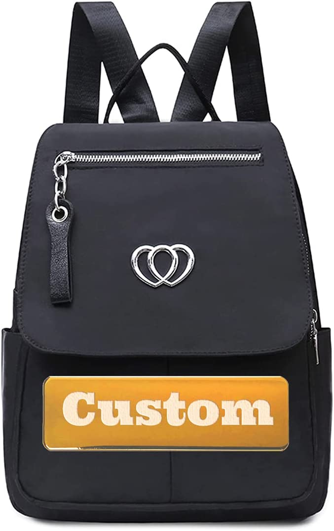 Superlatite WOSHISHEN Custom Name Crossbody Compatible W Backpack with Spring new work one after another Purse