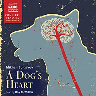 Bulgakov: A Dog's Heart audiobook cover art
