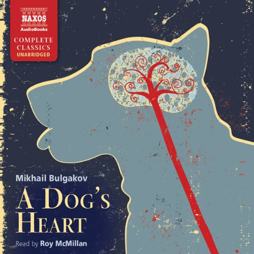 Page de couverture de Bulgakov: A Dog's Heart