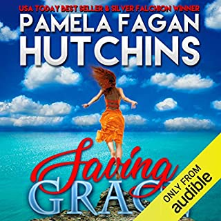 Saving Grace (What Doesn't Kill You, #1) audiobook cover art