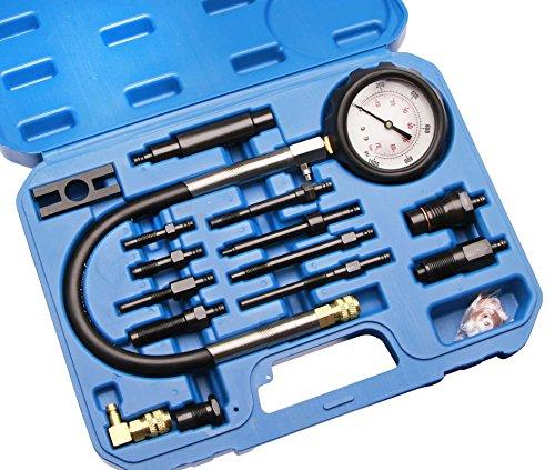 Herkules Werkzeuge Kompressionsprüfer Diesel Motor Kompressionstester Dieselmotoren