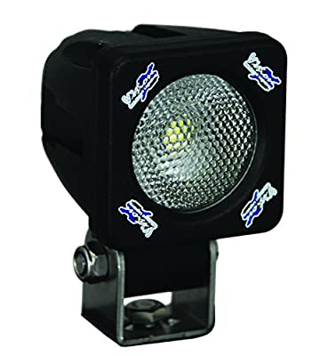 "Vision X Lighting XIL-S1101 Solstice 2"" Square Flood Beam Solo LED Pod Light"