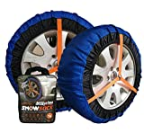 atliprime Fabric Snow Chain Textile tire Chains SUV Snow Sock for SUV/4X4/Light Truck (KD451)