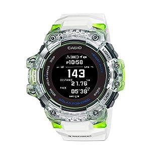 """[カシオ] 腕時計 ジーショック G-SQUAD GBD-H1000-7A9JR メンズ クリア"""""""