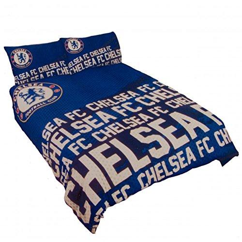 Chelsea F.C. Double Duvet Set IP Official Merchandise
