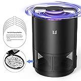 DOUHE 3X LED UV Lampada Antizanzare, Zanzariera Elettrica, USB Trappola per insetti, Efficace contro le Mosche, Sicuro,...