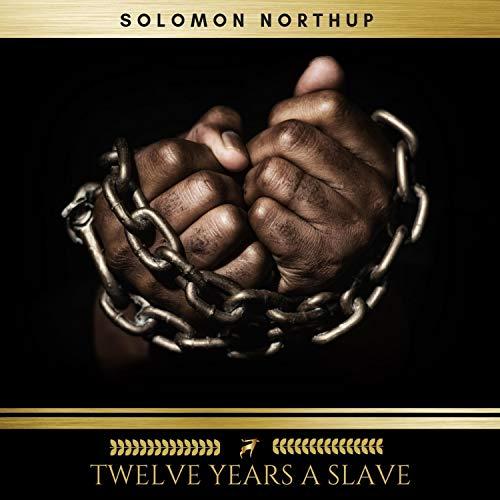 Twelve Years a Slave audiobook cover art