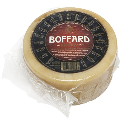 BOFFARD reserva queso viejo de leche cruda de oveja pieza 1 Kg