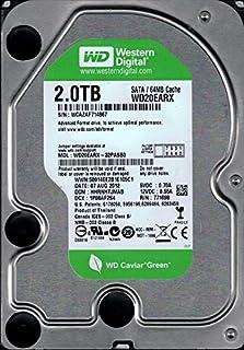 Western Digital wd20earx-32pasb02TB DCM: hhrnhtjmab