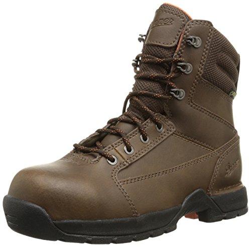 Danner Women's Sojourner 7 NMT Work Boot,Brown,11 M US
