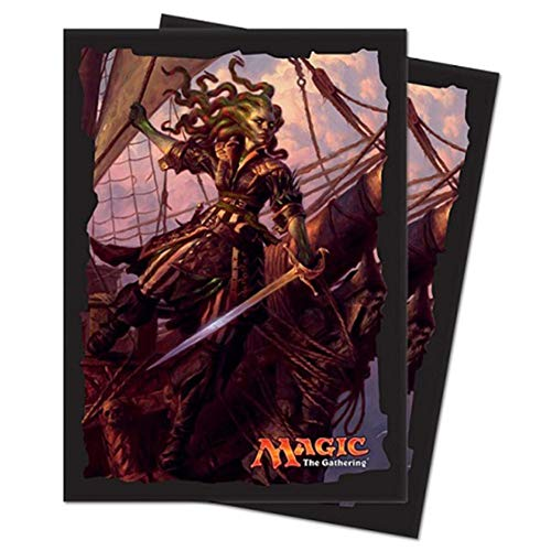 Ultra Pro 80 Ixalan Magic MTG Sleeves (66x91mm), Version:Version 2