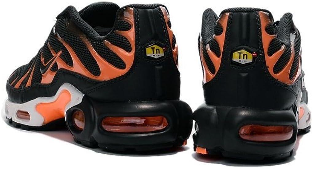 Nike AIR Max Plus TN Orange ET Noir : Amazon.fr: Chaussures et Sacs