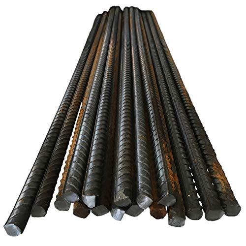 Barra de acero para refuerzo de hormigón, 8 mm, 10 mm, 12