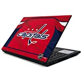Skinit Decal Laptop Skin for Inspiron 15 3000 Series - Officially Licensed NHL Washington Capitals Home Jersey Design
