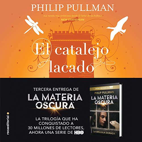 El Catalejo Lacado (Narración en Castellano) [The Amber Spyglass] audiobook cover art