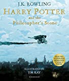 Harry Potter And The Philosopher Stone (illustrated): Illustrated Edition