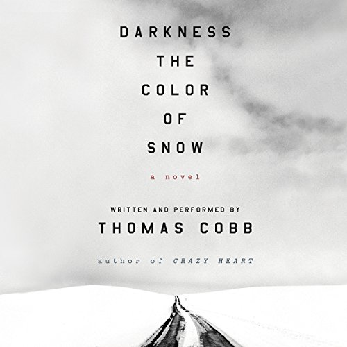 Darkness the Color of Snow audiobook cover art
