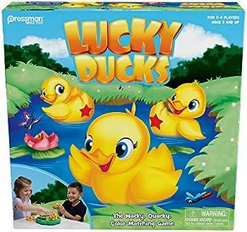 Pressman Lucky Ducks Game