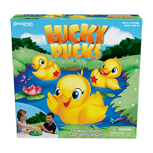 Pressman Lucky Ducks -- The Memory and...