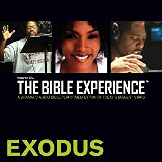 Inspired By … The Bible Experience Audio Bible - Today's New International Version, TNIV: (02) Exodus audiobook cover art