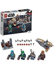 LEGO 75267 Star Wars Mandalorian med 4 Minifigurer, Flerfärgad