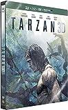 Tarzan - Édition Limitée SteelBook - Blu-ray 3D + 2D [Combo Blu-ray 3D + Blu-ray +...
