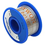 "N INCREDIBLE OPTION FOR NON-EXPERTS: 60-40 Tin Lead Sywon Rosin Core Solder Wire ""Apt for Beginners"" Review"