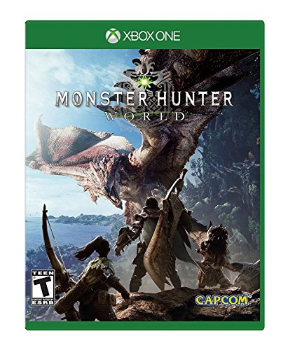Monster Hunter: World – XBox One – Standard Edition