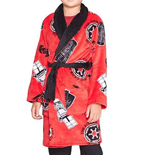 Boys LEGO Star Wars Robe - Red S