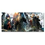 HNTHBZ Der Herr der Ringe-Wand-Plakat Movie Art Frodo