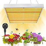SINJIAlight 1520 Pcs LEDs Pflanzenlampe,E27 120W Vollspektrum Pflanzenlicht Grow Lampe,für Garten Zimmerpflanzen [Energieklasse A++] (120w)