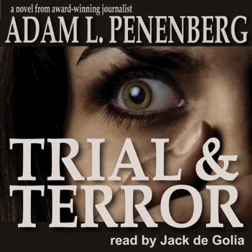 Trial and Terror audiobook cover art