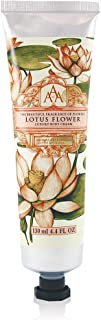 AAA Floral - Luxury Body Cream, Enriched with Shea Butter - 130 ml / 4.4 fl oz (Lotus Flower)