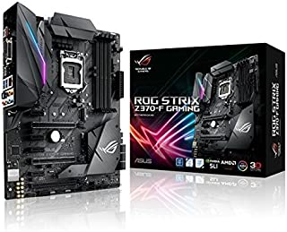 Asus 2 90MB0V50-M0EAY0 - Placa Base (Rog Strix Z370-F Gaming, 1151 (C), Z370)