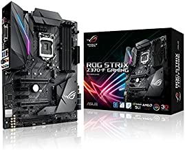 Asus ROG STRIX Z370-F DDR4 ATX Gaming Motherboard
